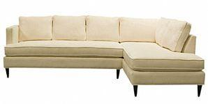 Seating - The Sofa Company - Rupert Sofas / Couches - Custom Slipcover Sofas, Sectionals and Chairs in Los Angeles - sectional, sofa