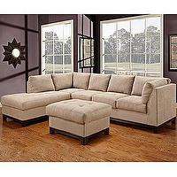 Seating - JCPenney : Loft Sectional Group - sectional, sofa