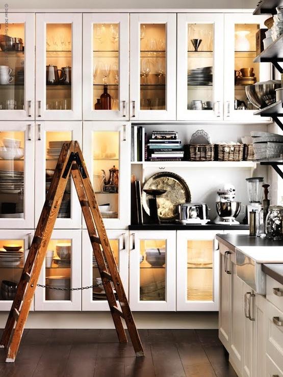 Ikea Schrank Für Kühlschrank ~ Ikea KItchen  Transitional  kitchen  Ikea