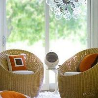 porches - rattan, chair,  Beautiful rattan/wicker chairs