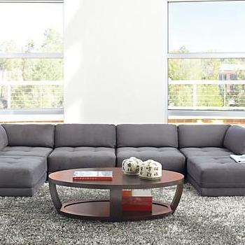 Seating - furniture - Macy's - sectional, sofa