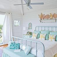 Coastal Living - bedrooms - beach,  coastal bedroom