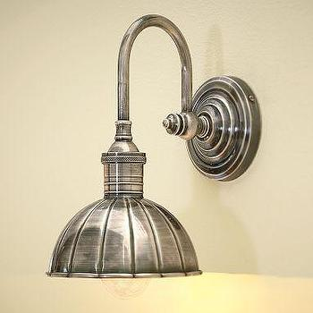 Lighting - Vintage Single Sconce | Pottery Barn - vintage sconce