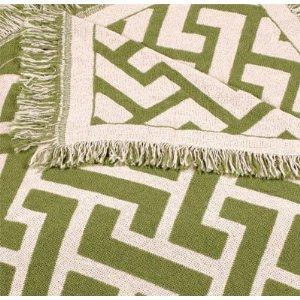 Bedding - Amazon.com: Avocado Green Herringbone Zigzag Eco2Cotton Afghan Throw Blanket 50 - green, zigzag, throw