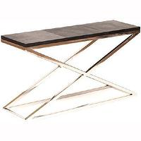 Tables - Remington Console - remington, console, table