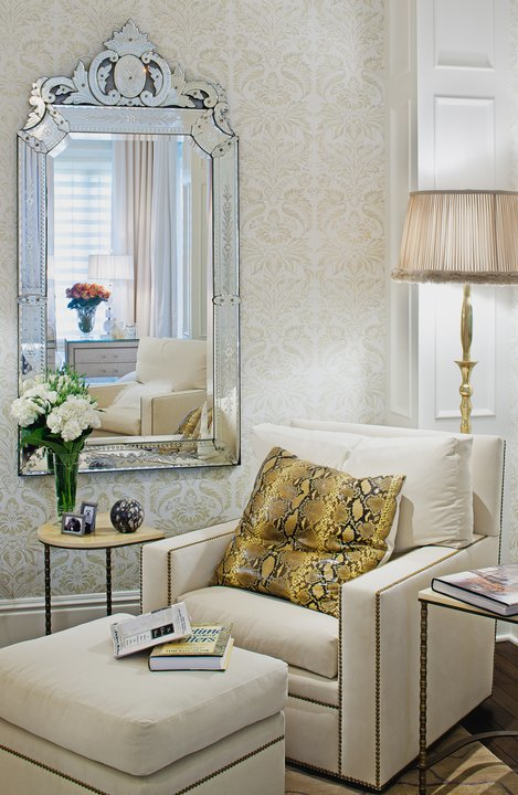 damask wallpaper room. cream damask wallpaper