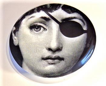 Decor/Accessories - fornasetti plate # 8 tema e variazioni - fornasetti, plates