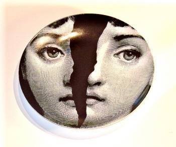 Decor/Accessories - fornasetti plate # 10 tema e variazioni - fornasetti, plates