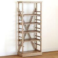 Storage Furniture - Campaign Bookshelf - Bookcases and File Cabinets - Cost Plus World Market - campaign, bookshelf