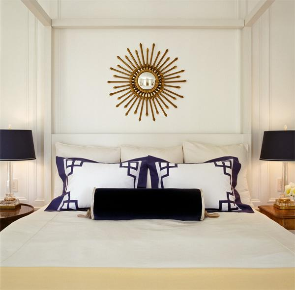 Navy Blue Interior Design Idea Pics Photos Navy Blue White And Gold Bedroom