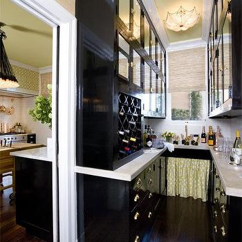 Butler's Pantry Cabinets, Contemporary, kitchen, Tish Key Interior Design
