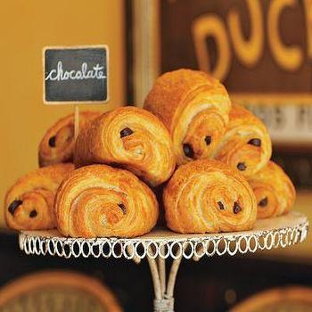 Chocolate Croissants, Williams-Sonoma