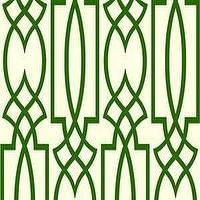 green trellis wallpaper schumacher - photo #10