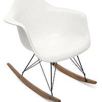 Seating - Rocker Arm Chair - chair, rocker