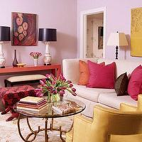 Miscellaneous - Color Is Fun - Charleston House - Angie Hranowsky - House Beautiful - Paint