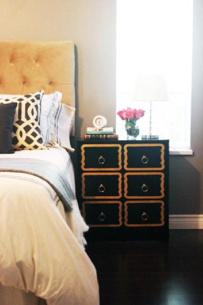Storage Furniture - Marcus Design: {my ikea diy: dorothy draper style!} - DIY, tables