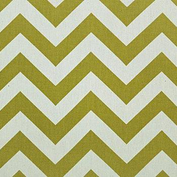 Premier Prints, Inc. Zig Zag Village Green/Natural