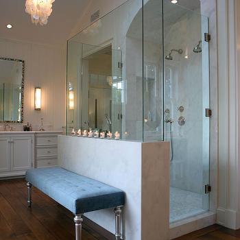 Master Bathroom Shower Ideas, Transitional, bathroom, Giannetti Home