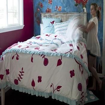 Bedding - India Rose - Shop - AnnaRose Bed - anna, rose, duvet
