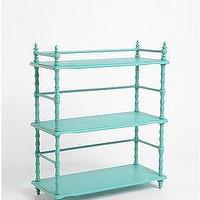 Storage Furniture - UrbanOutfitters.com &gt; Old House Bookshelf - turquoise, blue, bookshelf