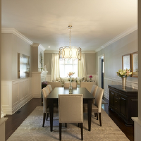 Remodel narrow rectangular shaped living dining room ask for T shaped dining room
