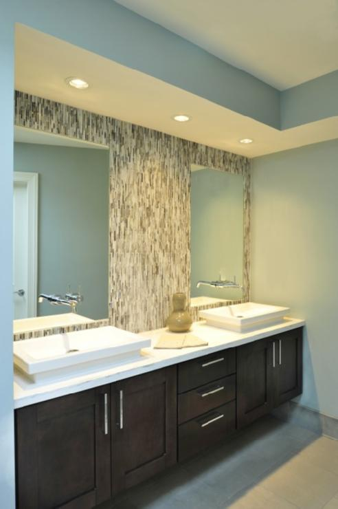 Floating Bathroom Vanity, Contemporary, bathroom, Beckwith Interiors