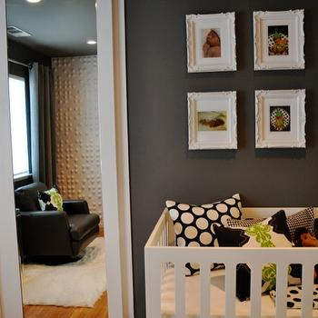 Art over Crib, Contemporary, nursery