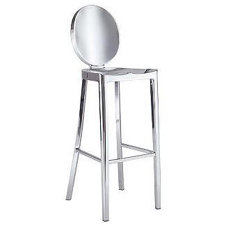 Seating - Kong Counter Stool - Polished, Polished - Design Within Reach - kong, counter stool