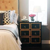 Storage Furniture - IKEA Hackers: DIY Dorothy Draper Chests - Ikea, rast, dorothy draper, hack