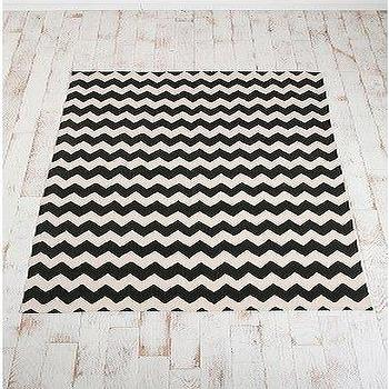 UrbanOutfitters.com > 5x7 Zigzag Printed Rug