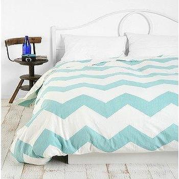 Bedding - UrbanOutfitters.com > Zigzag Duvet Cover - chevron bedspread, zigzag bedspread, chevron duvet, chevron bedspread