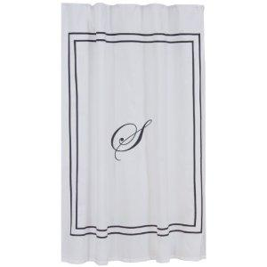 Bath - Amazon.com: Aussino Monogrammed - monogrammed, shower curtain