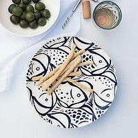Decor/Accessories - Oasis Dessert Plates | west elm - oasis, dessert, plates