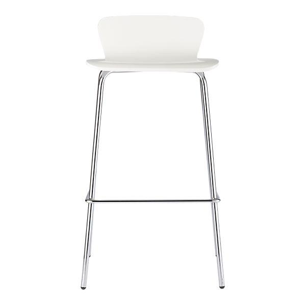 Seating - Felix 30 - white, bar stool