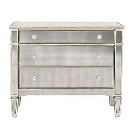 Storage Furniture - Borghese 3-Drawer Dresser | Z Gallerie - dresser