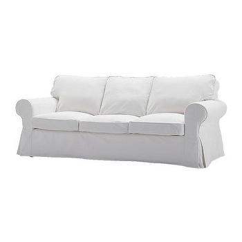Seating - IKEA | Fabric sofas | Sofas | EKTORP | Sofa - white, slipcover, sofa