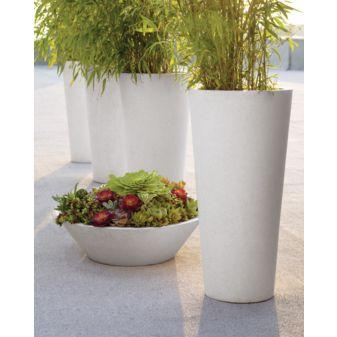 Decor/Accessories - CB2 - shore polyterrazzo planters - planter