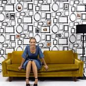 Lisa Bengtsson Family Wallpaper by: Lisa Bengtsson, Huset-Shop.com |