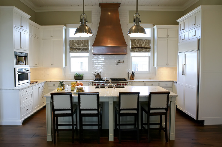 Shaker Range Hood Home Design And Decor Reviews