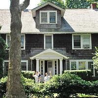 home exteriors - Shingles,  Shingle Style House