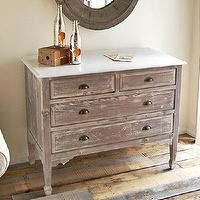Storage Furniture - Emma Dresser - reclaimed wood, dresser