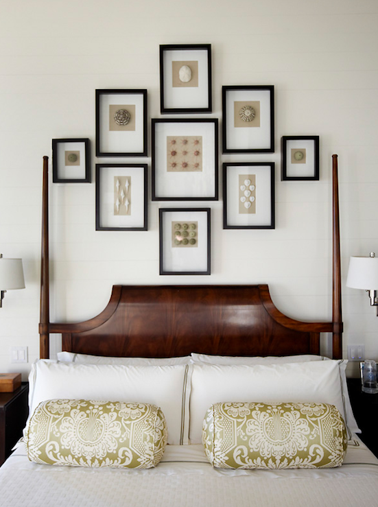 Four poster bed frame ceiling fan