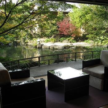gardens - japanese garden, zen garden,  japanese style patio