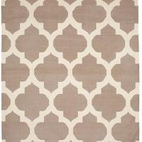 Rugs - Tile Jaipuri 3x5 :: 3 x 5 :: RUGS :: HOME :: Calypso St. Barth - brown, moorish tiles, rug