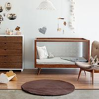 nurseries - nurseries decorating ideas, mid century modern nursery,  Children's Bedroom Decorating Ideas