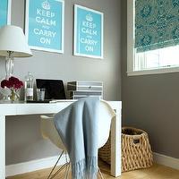 Parsons Desk Design Decor Photos Pictures Ideas