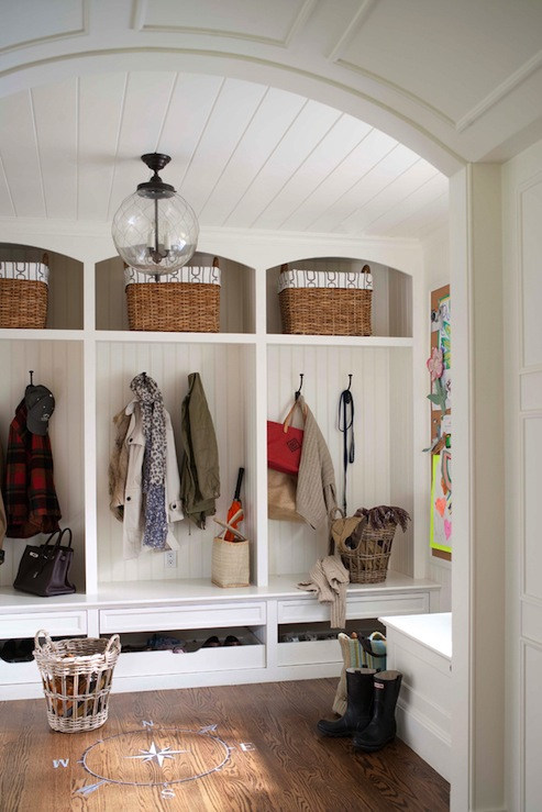 Mudroom Design Traditional Laundry Room Muse Interiors