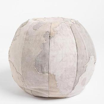 Seating - UrbanOutfitters.com > Globetrotter Pouf - globetrotter, pouf