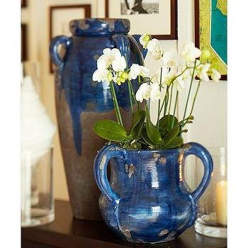 Decor/Accessories - Mykonos Vases | Pottery Barn - mykonos, vases