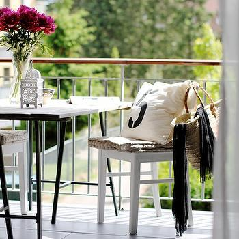 Al Fresco Dining, Transitional, deck/patio